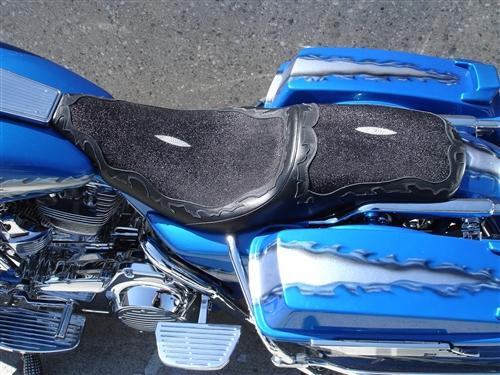 Custom Harley Davidson Seat H D Road Glide Seat Custom