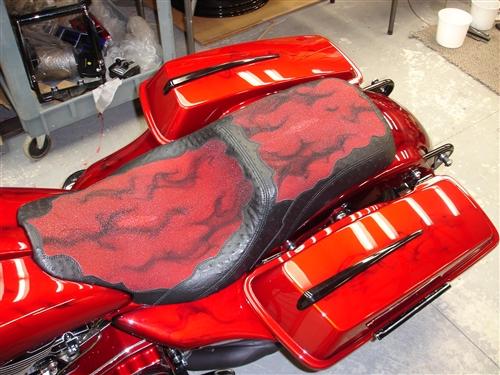 Custom Harley Davidson Hd Road Glide