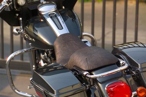 glide street seat harley custom davidson 2006 flhx 2007 hd