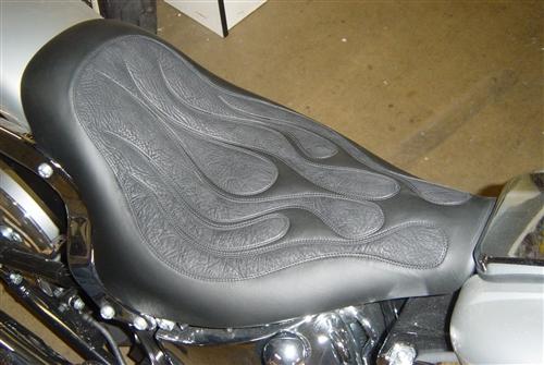 Custom Seat For 2006 Harley Davidson Softail