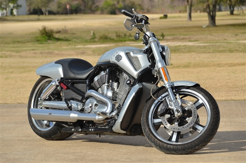 2009 2017 Custom V Rod Muscle Seat Low Profile