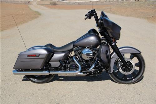 2009 2019 Harley Davidson Street Glide And Cvo Flhx Custom Seat
