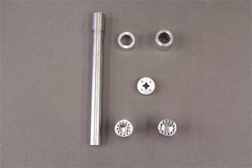 BSC Rocker Wide Glide Front Axle Kit