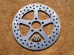 Matching Replica Rotors for Rocker and Rocker C