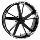 Performance Machine Charger Wheel - Contrast Cut