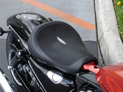 Custom Seat for The Harley Davidson Sportster Forty-Eight