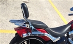 "Breakout Quick Release ""Move Her Back"" Sissy Bar Mount Kit"
