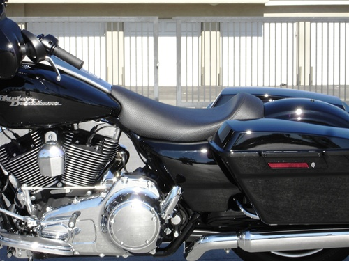 Street Glide Harley Davidson Custom Seat Flhx