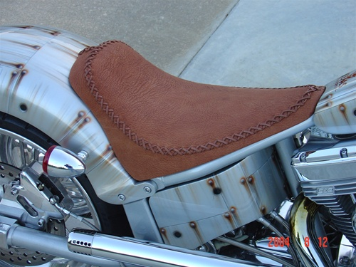 Texas Chopper Custom Solo Seat